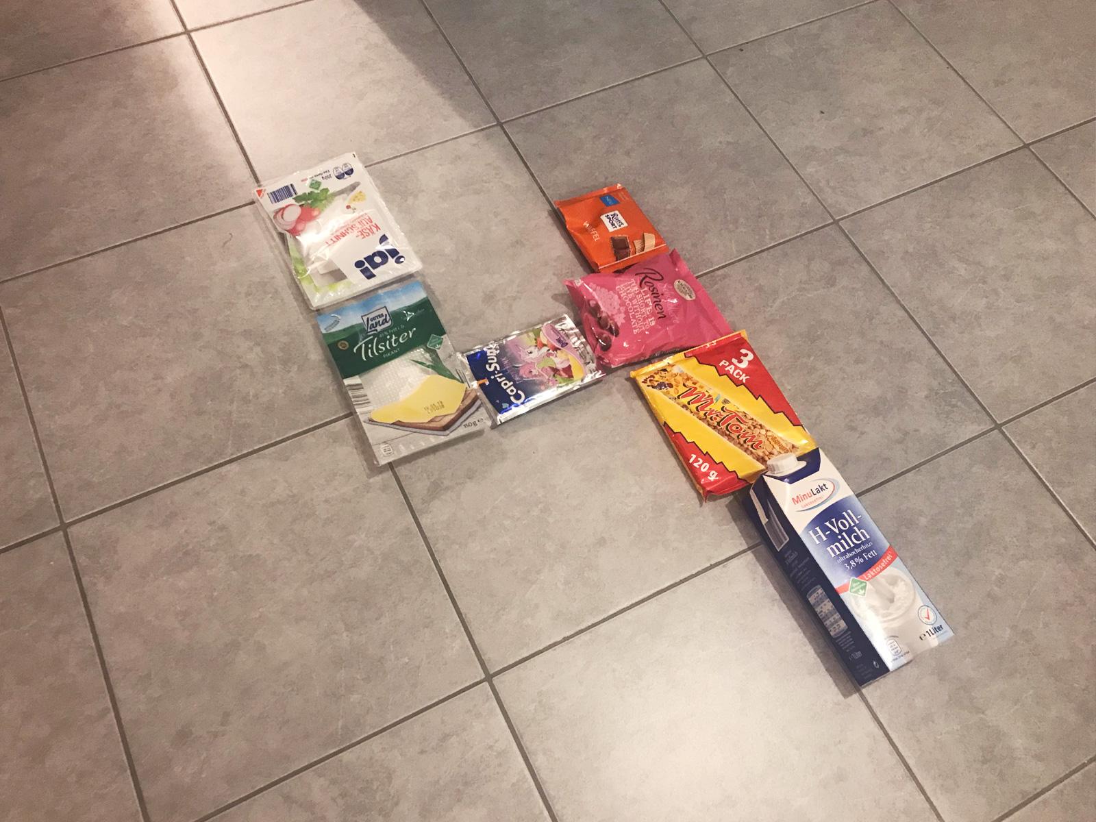 Tipp Nr. 04: Plastikrausch im Supermarkt.