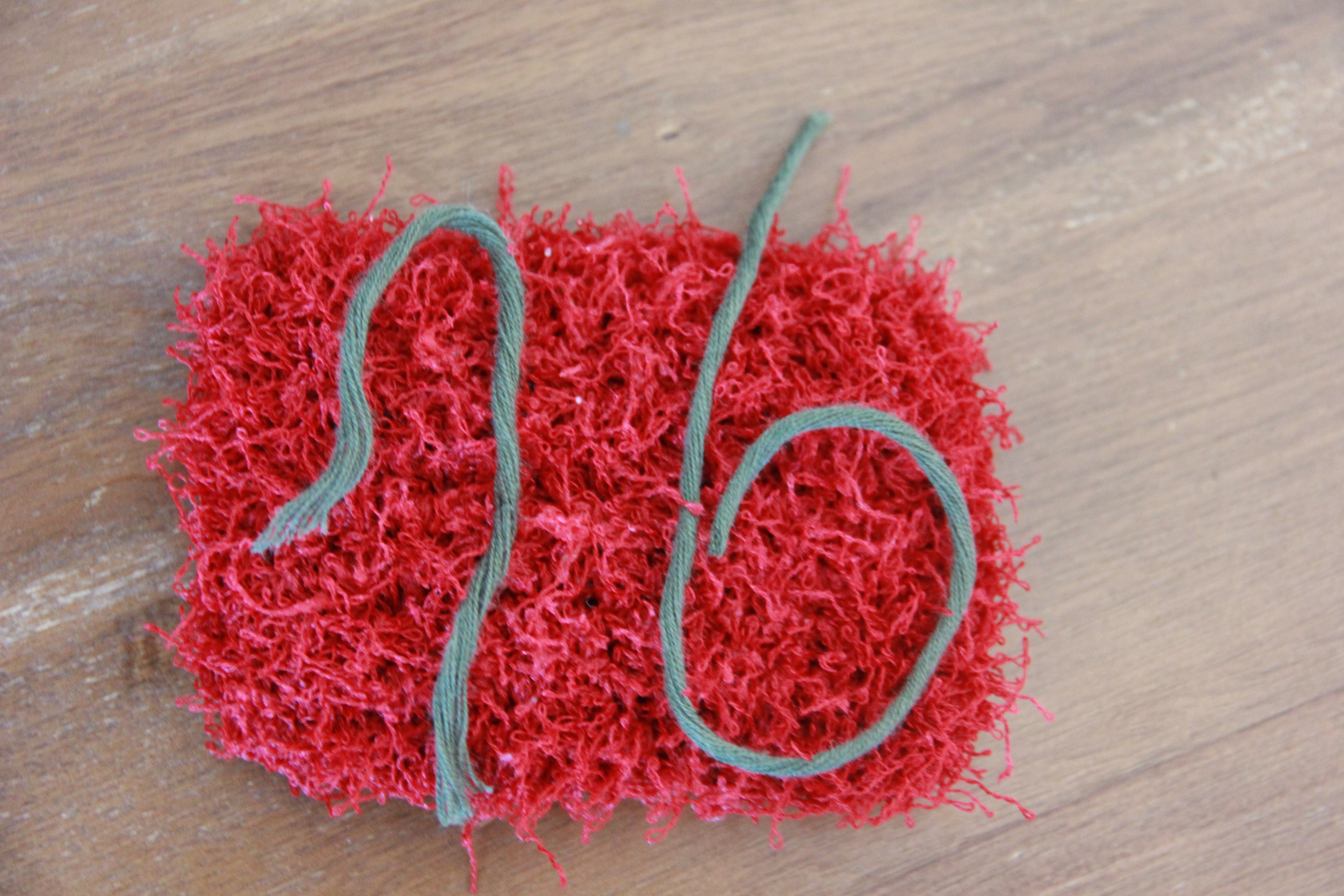 Tipp Nr. 16: handmade Spülschwamm