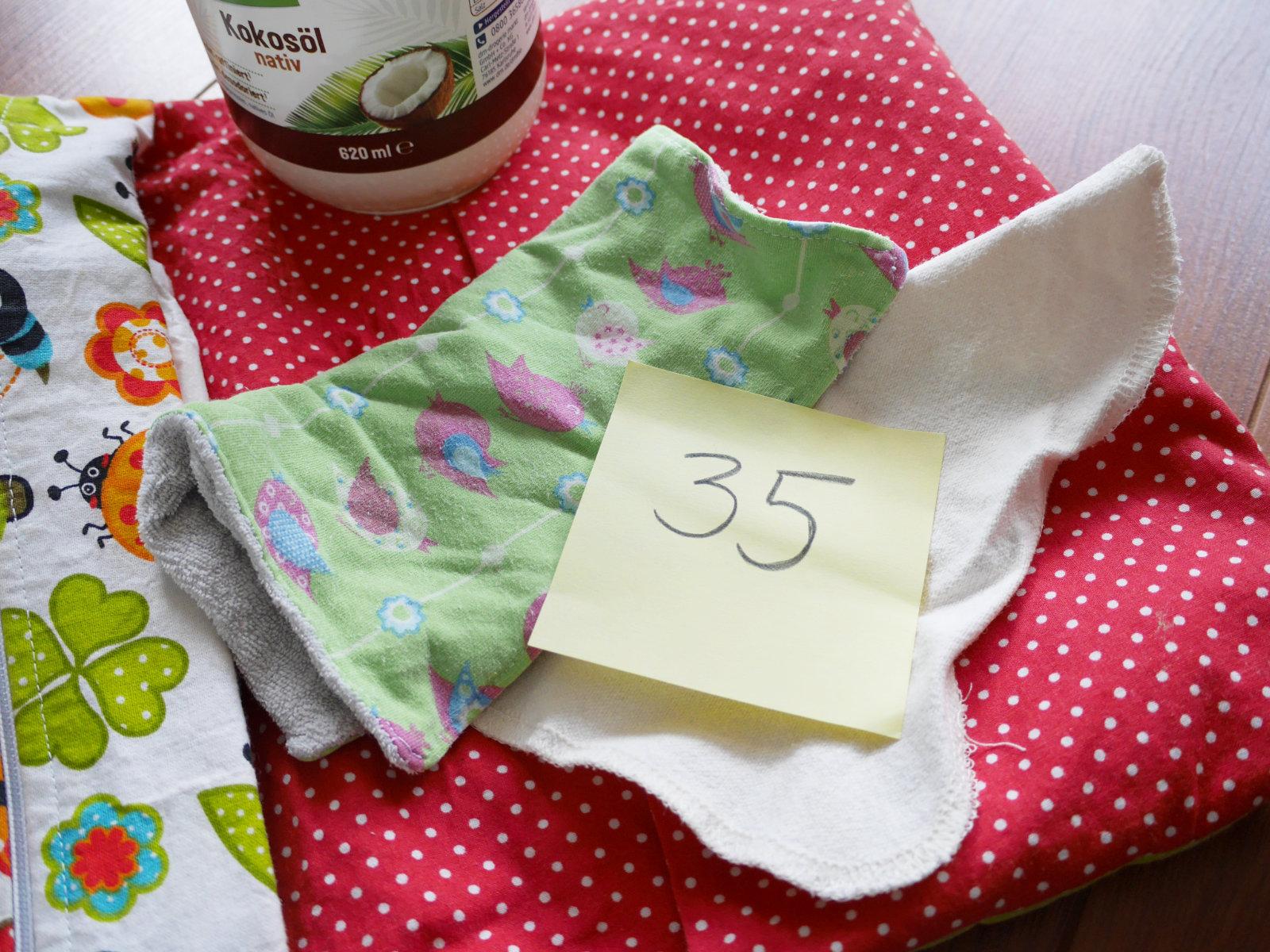 Tipp Nr. 35: Pflege für den Babypopo