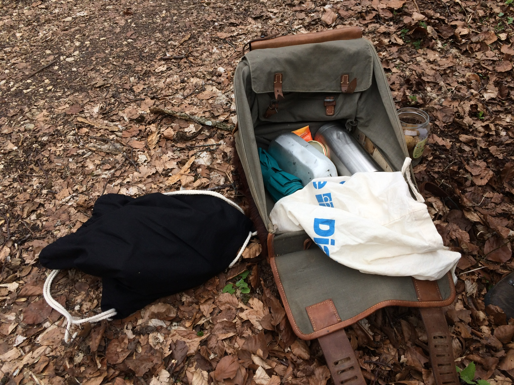 Plastikfrei wandern – Teil 2