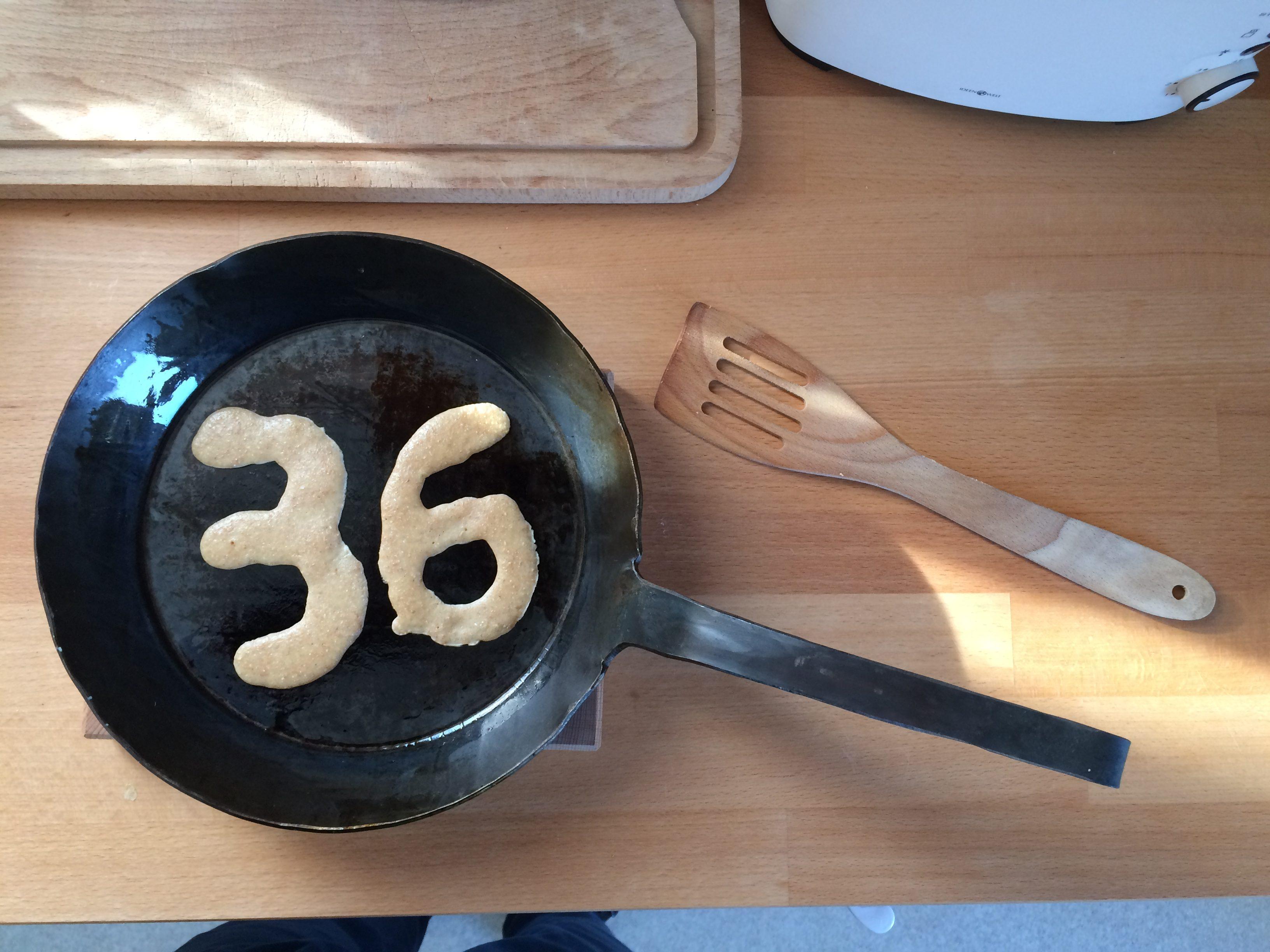 Tipp Nr. 36: Eine Eisenpfanne für die Ewigkeit