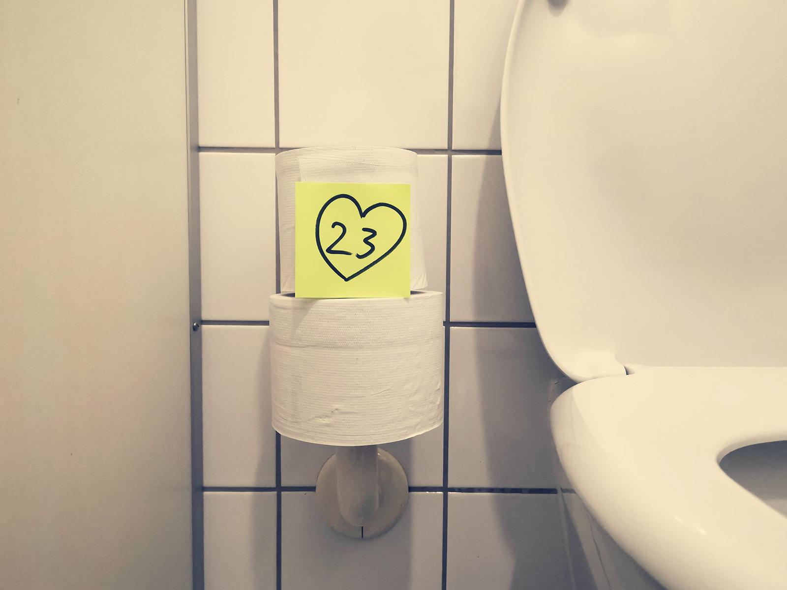 Tipp Nr. 23: Gelöst – WC-Papier ohne Plastikbeutel – Jetzt wirklich!